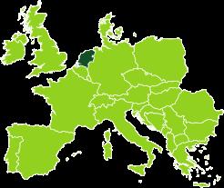 Gli uffici Bertin Spedizioni in Olanda