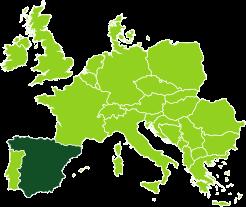 Gli uffici Bertin Spedizioni in Spagna