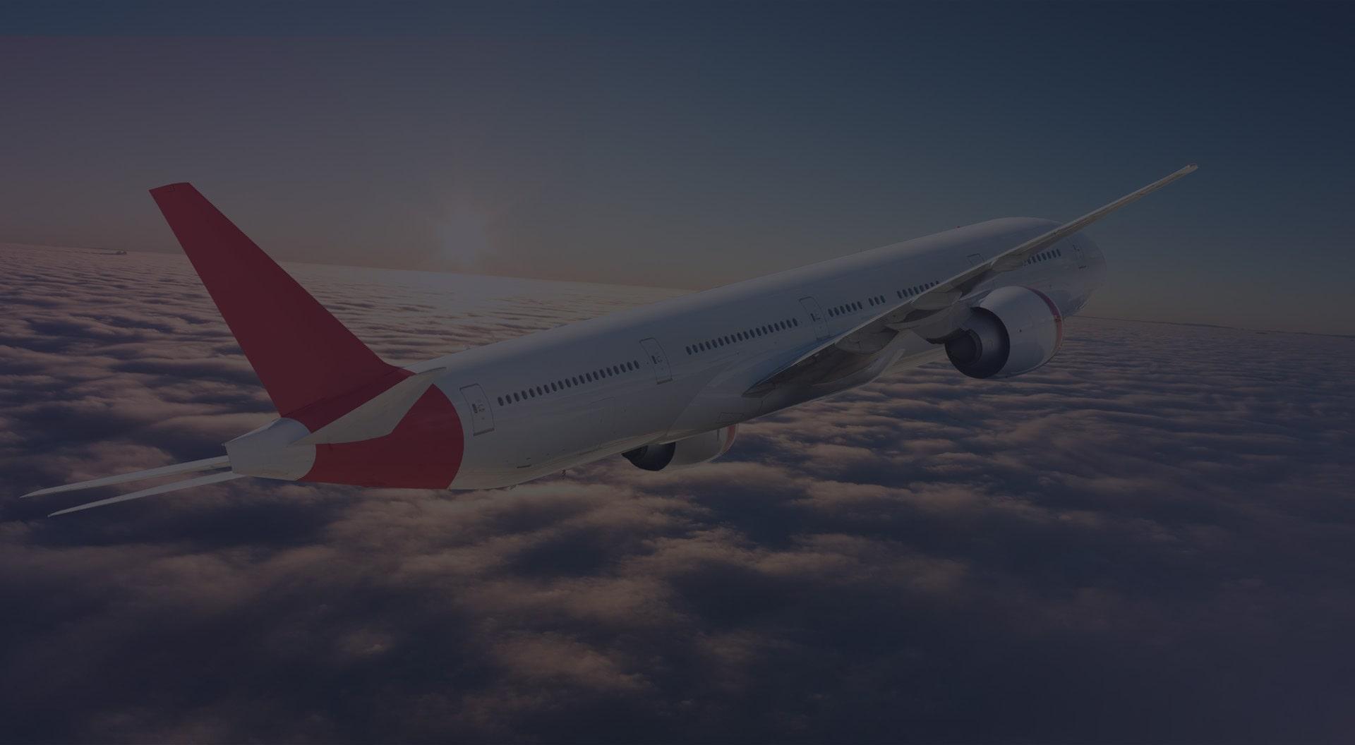 Spedizioni aeree - Bertin Srl - Spedizioni internazionali